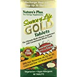 Natures Plus - Source Of Life Gold Ultimate Multi-Vitamin - 90 Tablets