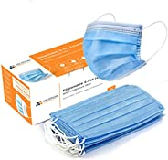 Arcatron Mobilty®️ 3 Ply Disposable Surgical Face Mask with Meltblown Protective layer | ASTM F 2101, SITRA, C