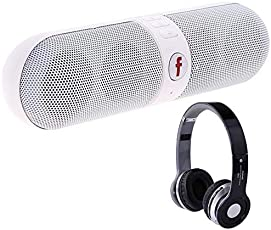 Intrudo Pill.Speaker+S450Headphones
