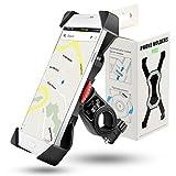 Grefay Fahrrad Handyhalterung, 3th Generation Universal Handy Halterung Outdoor Fahrradhalterung Motorrad Fahrrad Lenker Mit 360 Drehen F�r 3,5-6,5 Zoll Smartphone GPS Andere Ger�te (Fortgeschritten) Bild