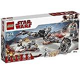 LEGO Star Wars 75202 - Defense of Crait, Spielzeug