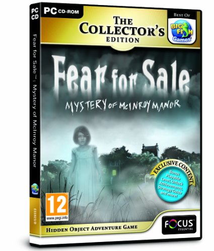 Fear for Sale: Mystery of McInro...