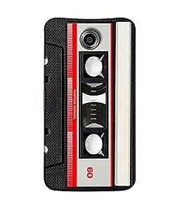 PrintVisa Designer Back Case Cover for Motorola Nexus 6 :: Motorola Nexus X :: Motorola Moto X Pro :: Google Nexus 6 (Love Lovely Attitude Men Man Manly)