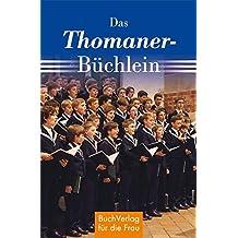 Das Thomaner-Büchlein (Minibibliothek)
