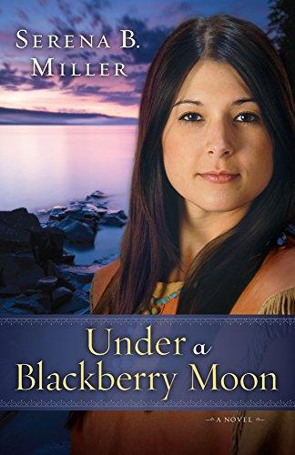 Under a Blackberry Moon (Thorndike Christian Romance)