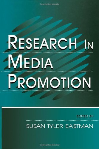 Research in Media Promotion (Routledge Communication Series) (2000-08-01)