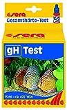 sera 04110 gH-Test 15 ml - Zur einfachen Bestimmung der Gesamthärte,  misst zuverlässig und genau im Aquarium oder Teich