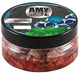 Amy Stone Shisha Dampfsteine - Blue Mint - 125g | Tabakersatz für Wasserpfeife