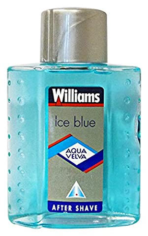 Aqua Velva Ice Blue Aftershave Lotion -
