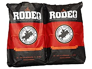20 Kg RODEO Steakhousekohle