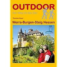 Werra-Burgen-Steig Hessen (OutdoorHandbuch)