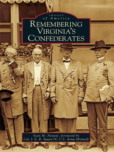 Remembering Virginia's Confederates (Images of America) (English Edition) Christopher Stuart University
