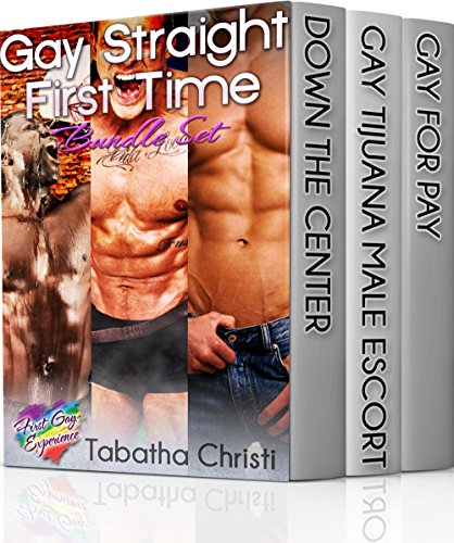 Gay Straight First Time Bundle Set (Gay Straight mm Erotica): First Gay Experience