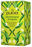 Zitronengras & Ingwer PUKKA Tee BIO 4 Packungen à 20 Teebeutel