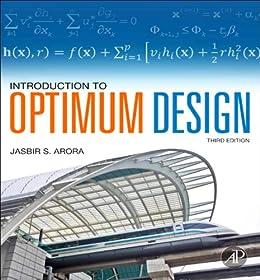 Introduction to Optimum Design by [Arora, Jasbir]