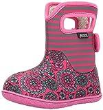 Bogs Baby Bogs Pansy pink Winterstiefel Regenstiefel gefüttert, Größe:24