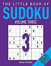 The Little Book of Sudoku 3 by Alastair Chisholm (2016-04-14)