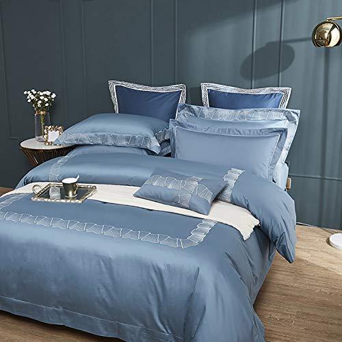 Ropa cama funda nórdica 4 piezas Conjunto Clásico