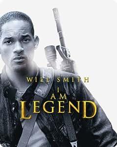 I Am Legend - Premium Collection Steelbook (Blu-ray + UV Copy) [2012] [Region Free]