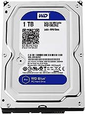 Western Digital WD10EZRZ 1TB Internal Desktop 3.5 Inch Hard Drive (Blue)