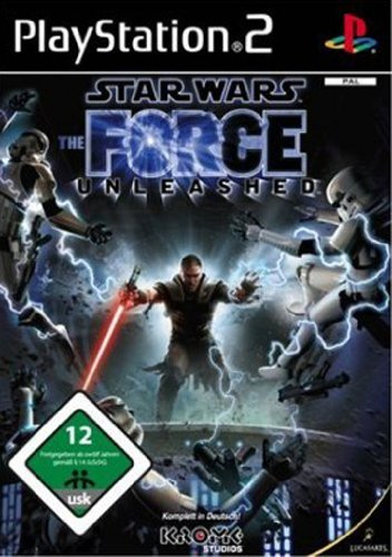 Star Wars - The Force Unleashed (Ps2 Star Spiele Wars)