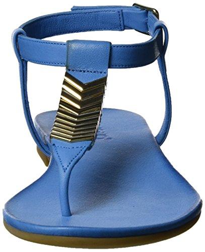 Inuovo 7132, Tongs Femme Bleu jean