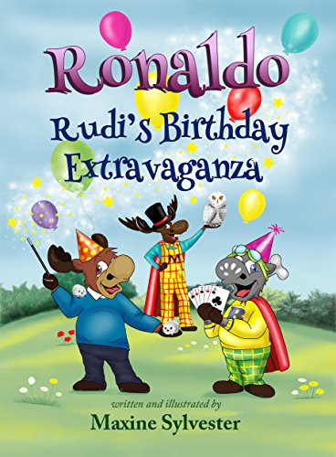 Ronaldo: Rudi's Birthday Extravaganza Ishithaa Book Review