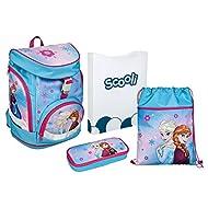 Undercover Set de sacs scolaires, bleu (bleu) - 10112747