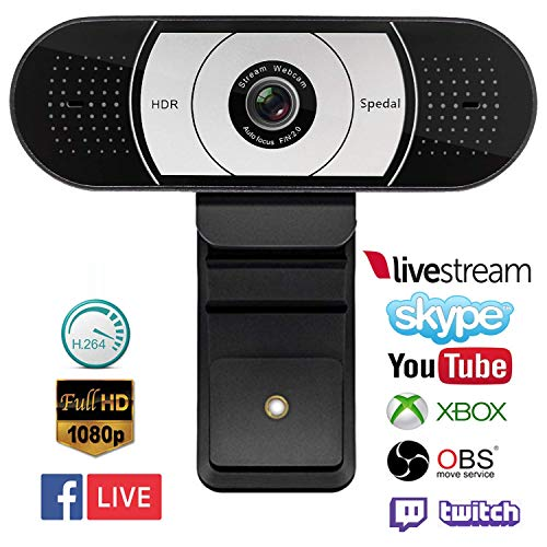 Spedal S931 Webcam