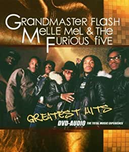 Grandmaster Flash - Featuring Melle Mel And The Furious 5 [DVD AUDIO]