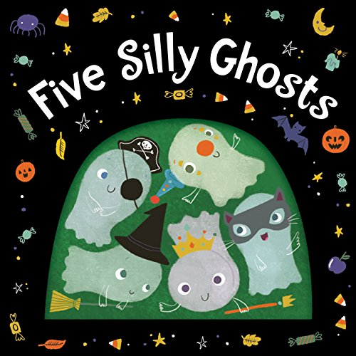 Five Silly Ghosts (English Edition)