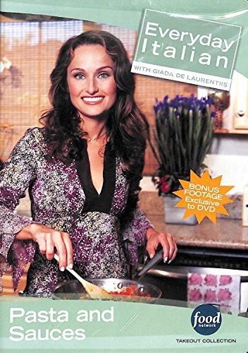 Food Network Everyday Italian with Giada De Laurentiis - Pasta an Sauces [DVD]