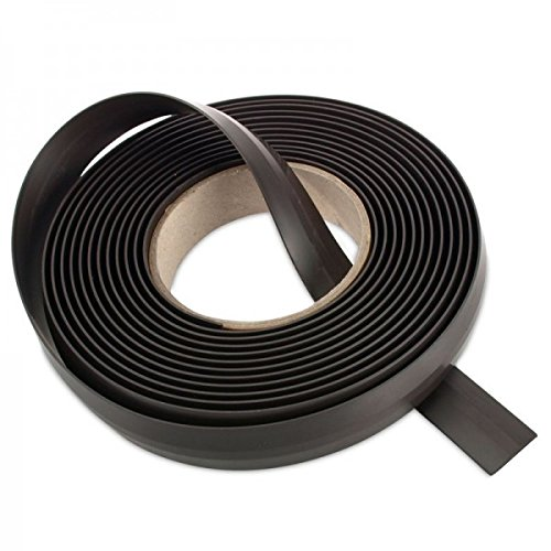 Staubsauger Magnetband/Magnetstreifen 25 mm, 5 Meter Rolle, Bergrenzung für Ihren Saugroboter, geeignet für alle handeslüblichen Geräte