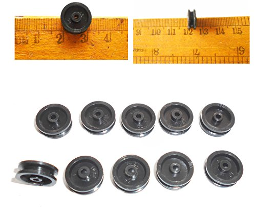 dc motor pulley/10pcs/small pulley/School Science Project Working Model / DIY kit/Science Projects Kit/pulley wheels