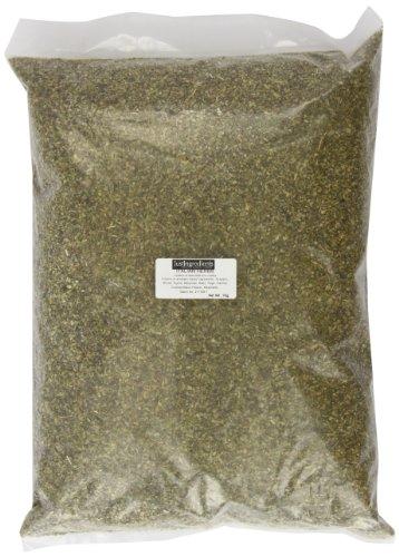 JustIngredients Italienische Kräuter, Italian Herbs, 1er Pack (1 x 1 kg)