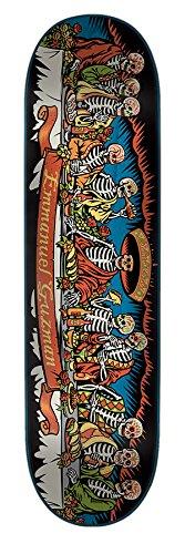 Santa Cruz Skate Guzman Esstisch mit The Dead 20,8x 80,5cm Skateboard Deck
