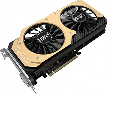 Best Palit Nvidia GeForce GTX 970 JetStream Graphics Card (4GB, GDDR5, PCI Express 3.0)
