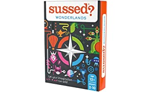 SUSSED Card Games: Wonderlands