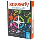 Sussed Wonderlands (Family friendly Hilarious Conversation card Game) (scoprire chi sa che Best)