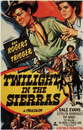 Twilight in the Sierras Plakat Movie Poster (11 x 17 Inches - 28cm x 44cm) (1949)