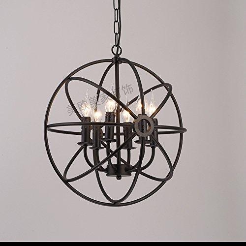 zqqx-decorazione-della-casa-ferro-retro-birdcage-candela-lampadario-lampada-lampadario-globo-escluse