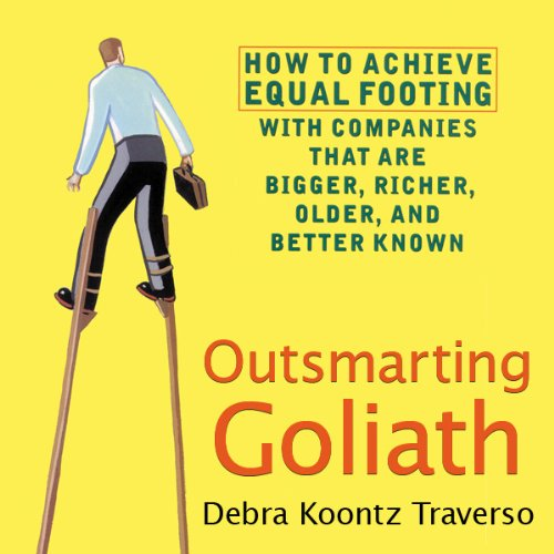 Outsmarting Goliath  Audiolibri