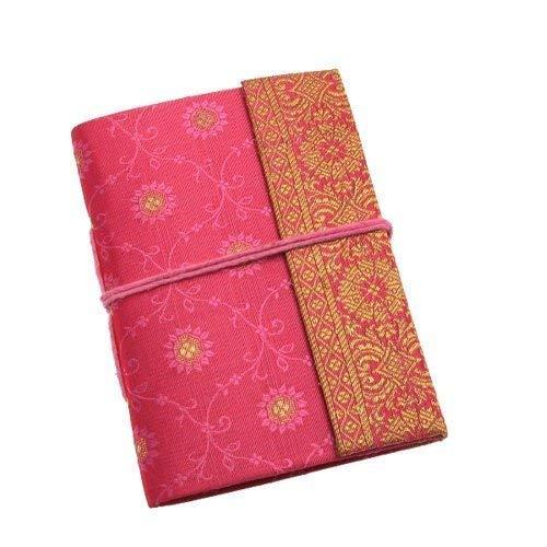 paper high sari diario mediano 120 x 165 - rosa
