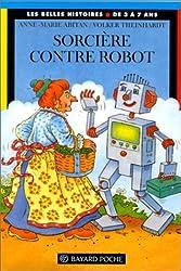 Sorcière contre robot