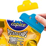 Bigood 5pcs Pack Bag Clips Strong-Grip Chip Moisture - Best Reviews Guide