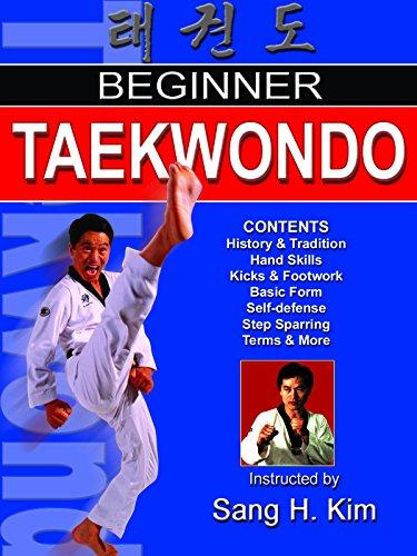 Beginner Taekwondo [OV] (Uniform Training)