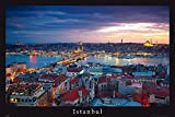 Close Up Istanbul Poster (91,5cm x 61cm) + Ü-Poster