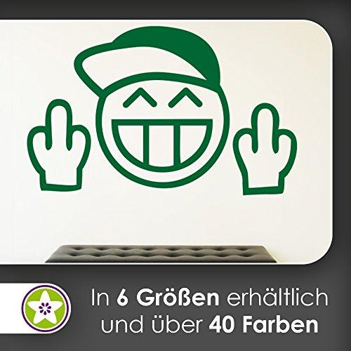 kiwistar-fuck-you-smile-boy-cap-mittelfinger-wandtattoo-in-6-grossen-wandaufkleber-wall-sticker