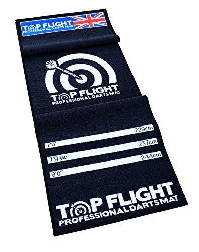 top-volo-tappetino-professionale-freccette-dart-oche-distanza-di-proiezione-marker-antiscivolo-275-x