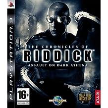 The Chronicles Of Riddick: A. D. Athena [Importación italiana]